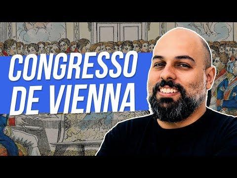 CONGRESSO DE VIENA | Prof. Rafael Chaves