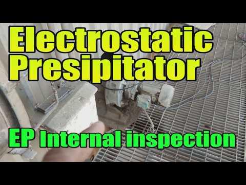 Electrostatic Precipitator. EP. Industrial Dust Controller. Pollution Control. Dust Collector