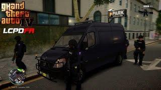 GRAND THEFT AUTO IV - LCPDFR - EPiSODE 38 - (NYPD ESU/ SWAT PATROL) UNTIL SAPDFR/ LSPDFR