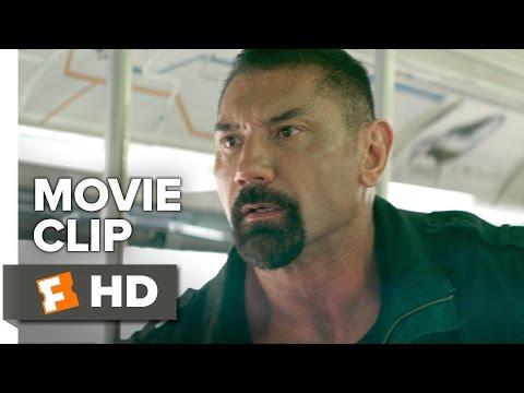 Heist Movie CLIP - Tear Gas (2015) - Dave Bautista, Jeffrey Dean Morgan Action Movie HD