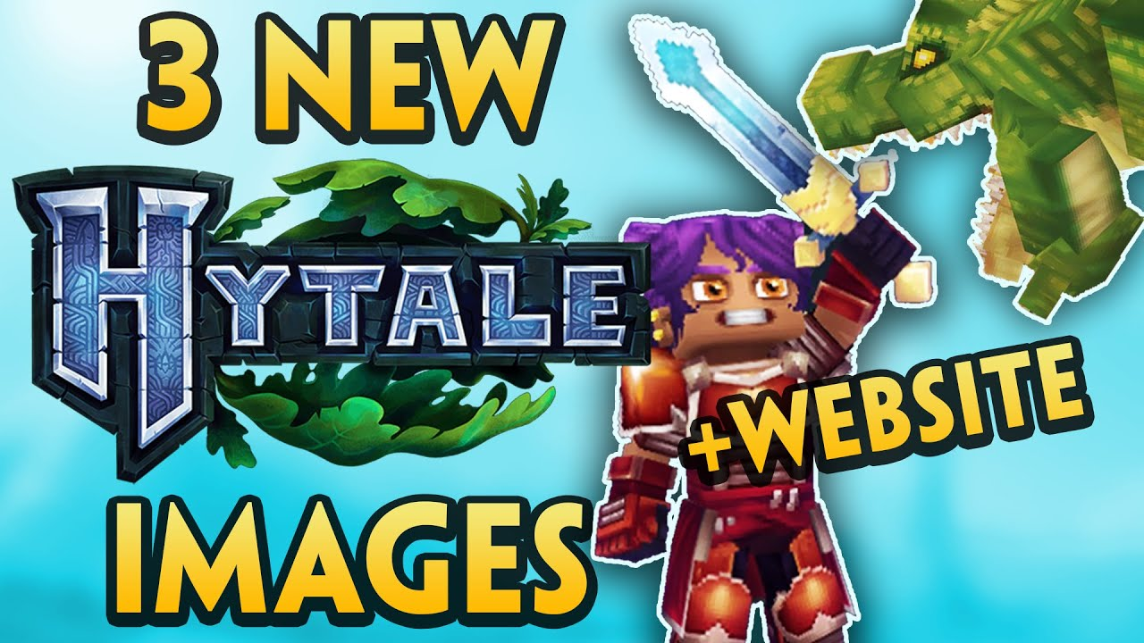New Hytale Images & Website, Fauns Revealed?! | News Updates