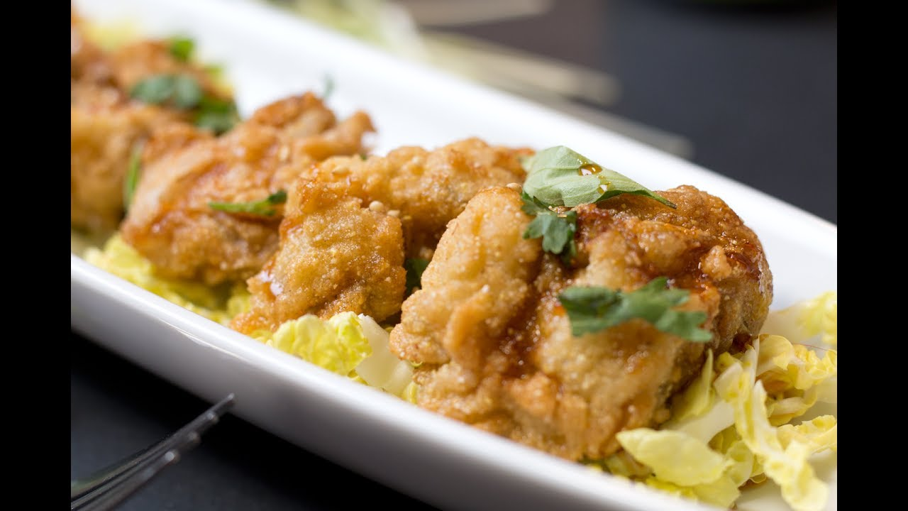 The Best Fried Oysters Youtube