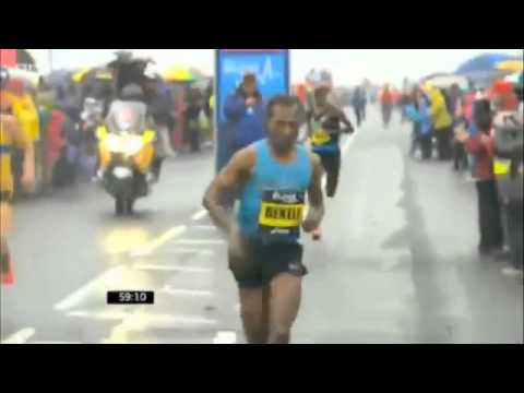 The greatest run of all time.....Kenenisa vs Haile vs Mo Farah - What a come back by kenenisa bekele