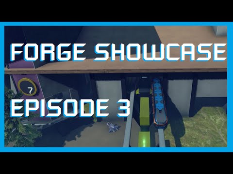 Halo 5: Forge Maps Showcase Ep. 3
