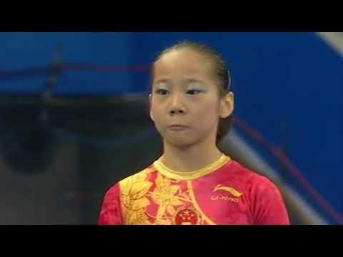 HQ 2008 Olympic Gymnastics - Women's Team Finals - BBC Coverage
