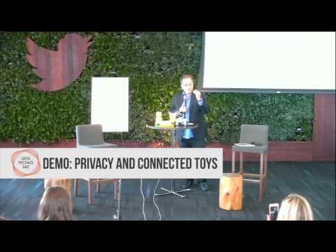 Data Privacy Day 2017: Privacy and Connected Toys Demo