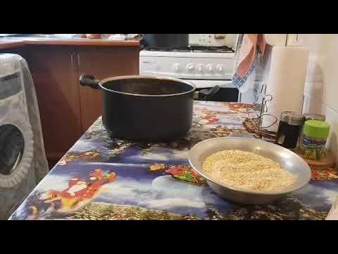 Домашняя кухня с Рипсиме и вкусный суп с авелуком( конский щавель)