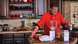 Whole Grain Blender Pancakes Using The Bosch Mixer Blender
