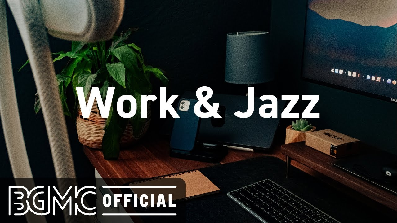 Download Work & Jazz: Relax Autumn Jazz - Cozy Autumn Cafe Music for Focus, Concentration