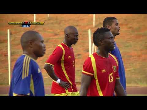 Sihlangu Semnikati VS Guinea