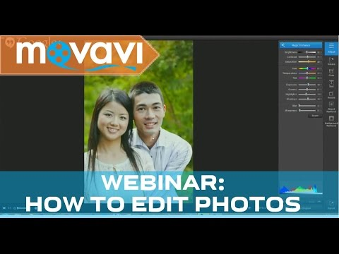 Photo Editing and Retouching in Photo Editor 2 - Webinar by