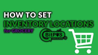 Inventory Location System