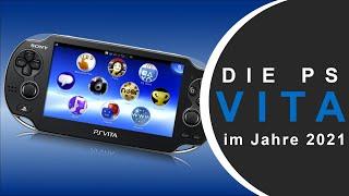 Die PS Vita iṁ Jahre 2021: Tolle Hardware, wenig Spiele! | Konsole, Spiele und Hacking!