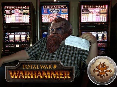 Norsca vs Dwarfs | Total War Warhammer Auto-Gen Quick Battle #6