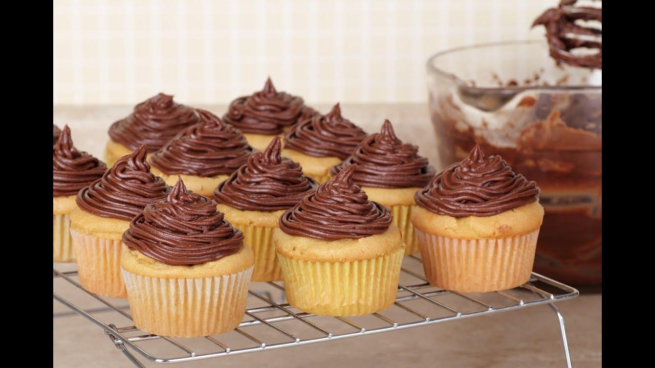 glaçage chocolat au beurre - youtube