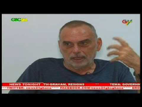 There are three things killing Ghana's football – Avram Grant