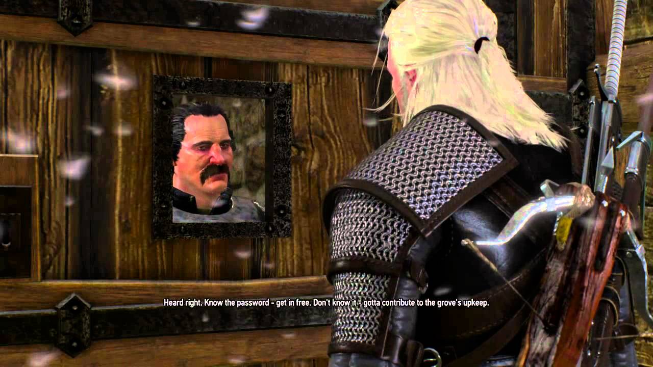how to make bigger inventory in witcher 1
