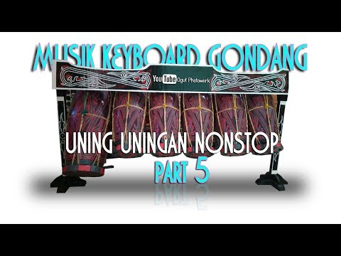 MUSIK KEYBOARD - GONDANG - NONSTOP | PART 05