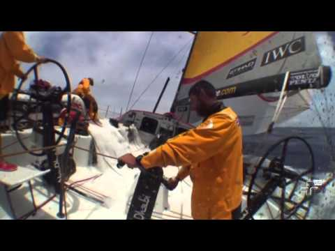 Equipe Dinamarquesa Da Volvo Ocean Race é Resgatada Após O Barco Encalhar No Oceano Índico -