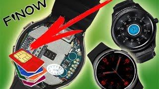 умные Часы Finow на Андроид с Сим Картой! Посылка из Китая с Алиэкспресс