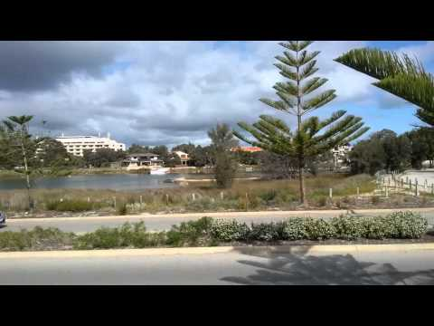 Seashells Beach Resort Hotel Mandurah Perth Western Australia