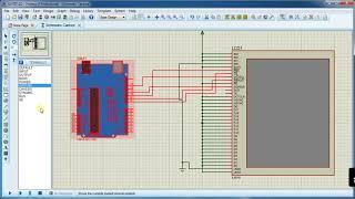 TFT LCD ILI9341 Simulation wit…