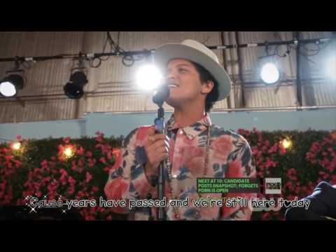 Rest Of My Life - Bruno Mars (Engsub)