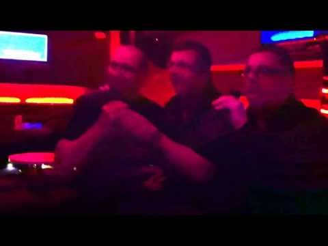 Shamholics live at robinsons belfast karaoke new single