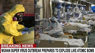 BREAKING: WUHAN SUPER VIRUS INVADES MAJOR U.S. CITIES - WHITE HOUSE PREPARES SECRET BUNKER