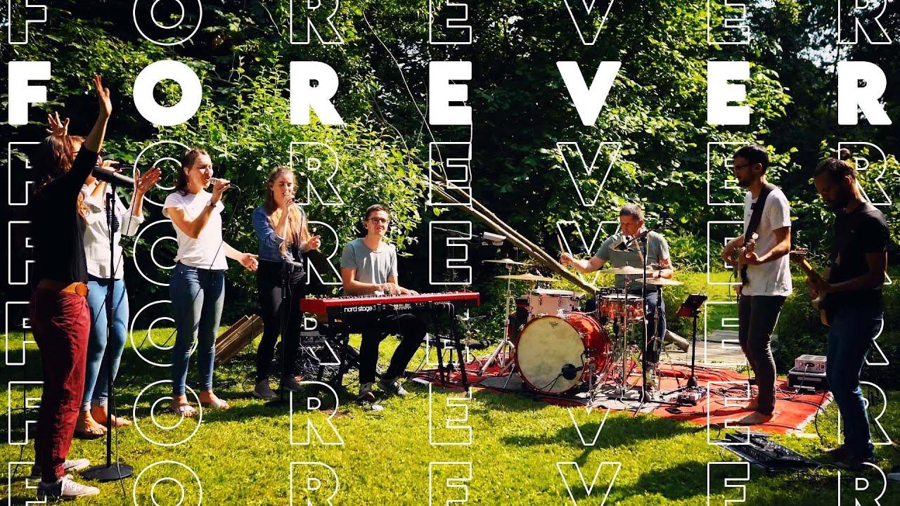 Download Forever (We Sing Hallelujah)   Bethel   Funky Worship   Cover