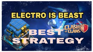 ELECTRO DRAGON OVER POWER FULL AGAINST TH11 | NEW 2018 E- DRAGON ATTACK STRATEGY PART#2 |