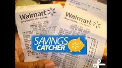 """Walmart giving you Cash Back! """"Saving Catcher"""""""