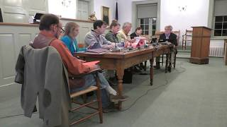 Rappahannock County Planning Commission 7:30 p.m. public meeting Wednesday, Oct. 17, 2018