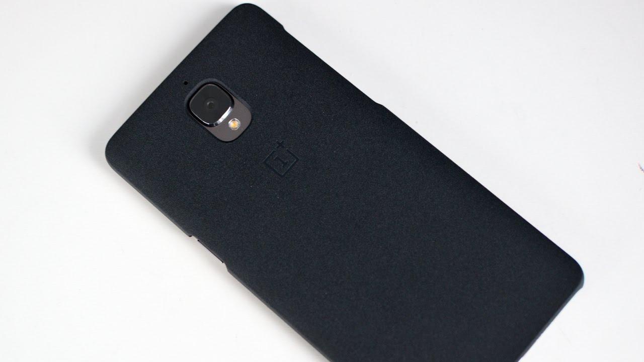 sale retailer 71b0a 4fa8b OnePlus 3T   OnePlus 3/3T Sandstone Case