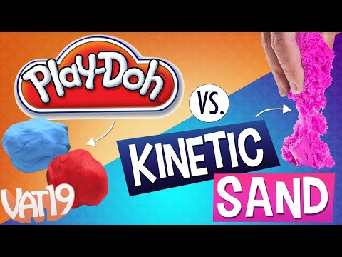 And The Best Kinetic Sand Is...?