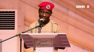 'Nigerians Give Ugandans And Other East Africans Confidence'- Bobi Wine