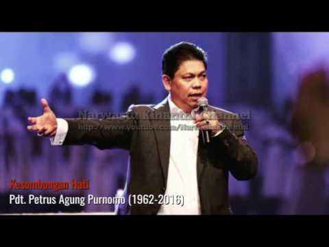 Pdt. Petrus Agung Purnomo - Mengenal Jalan Tuhan from YouTube · Duration:  38 minutes 59 seconds