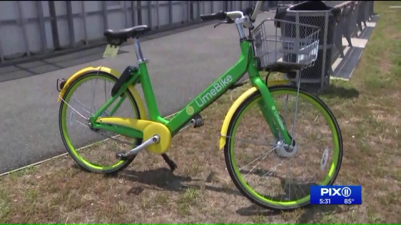 Residents want to pump the brakes on dockless bike progam in Rockaway