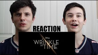 A Wrinkle In Time Trailer: Our Reaction