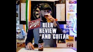 Schlitz Beer Review - Dan Fogelberg Leader of the Band Guitar Cover - Bloopers