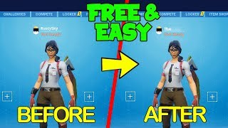 *NEW* How to Get Any Username In Fortnite Season 9... (Fortnite Username Glitch)