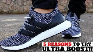 5 Reasons YOU NEED TO Try adidas ULTRABOOST If You Haven