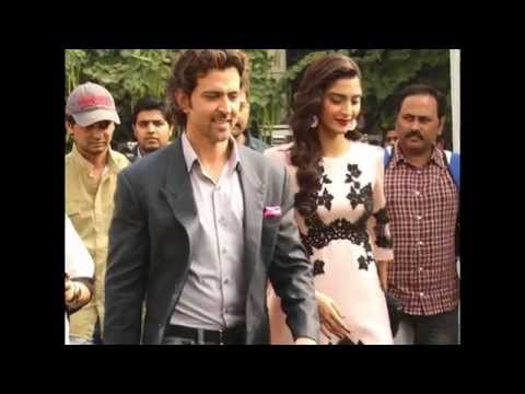 Hrithik And Sonam Recreate Dheere Dheere Se Song