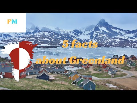 5 Facts about Greenland
