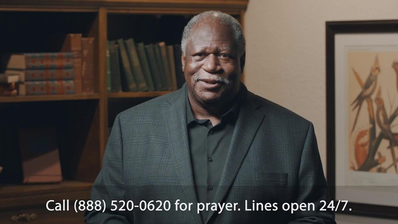 Prayer line 24/7 Call The