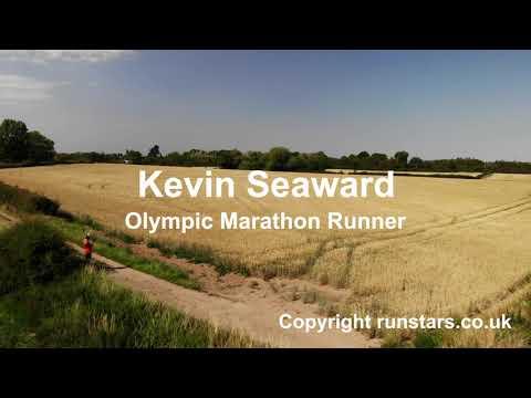 Kevin Seaward - Olympic Marathon Runner
