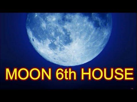 Lalkitab Astrology#Moon in 6th house#6th house mein chandrma ka fal#Moon  Prediction