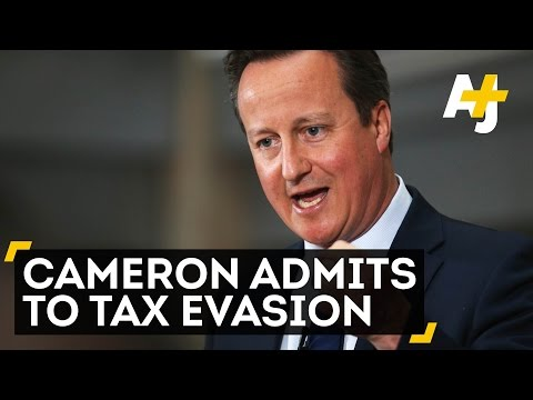 David Cameron Admits Tax Evasion After Panama Papers Leak