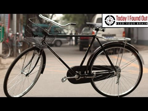 Why Do Men's Bikes Have a Horizontal Crossbar and Women's Usually Don't?