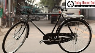 Why Do Men's Bikes Have a Horizontal Crossbar and Women's Usually Don't? thumbnail